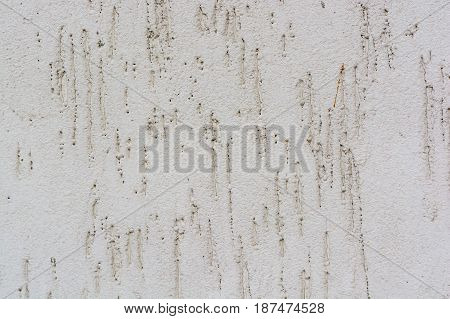Abstract beige texture of plaster with random pattern