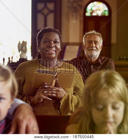 People Church Believe Religion Faith