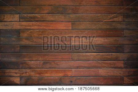 Closeup Of Grunge Dark Wood Background. Wooden Texture.
