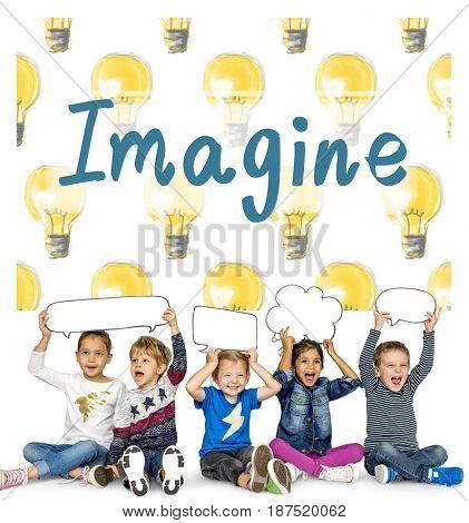 Imagine creative fresh innovation inspiration