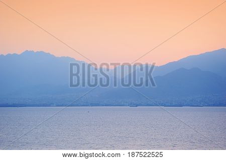 Red Sea, Gulf Of Eilat