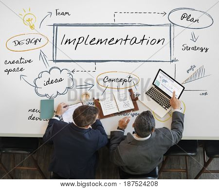 Implementation accomplish achieve applying