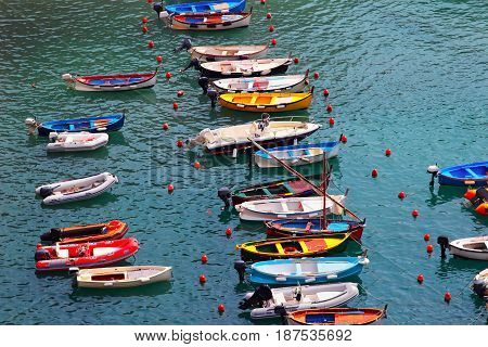 Many Different Boats