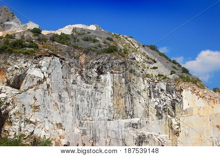 Marble Quarry And Mining