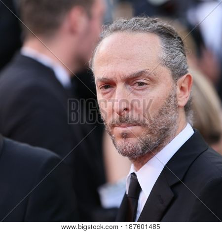 Emmanuel Lubezki attends the 'The Killing Of A Sacred Deer' screening during the 70th Cannes Film Festival at Palais des Festivals on May 22, 2017 in Cannes, France.