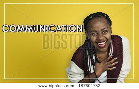 Communication Connection Discussion Language