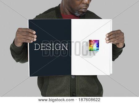 Art Design Creative Colorful Graphic