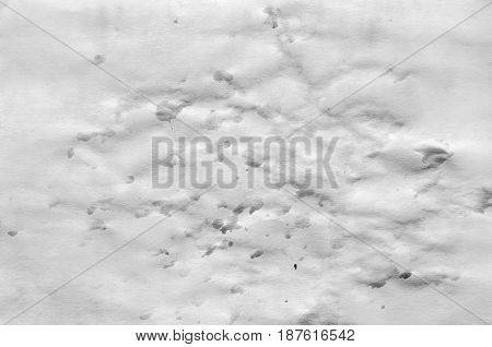 Dark Grey Watercolor Background For Wallpaper. Aquarelle Color Illustration