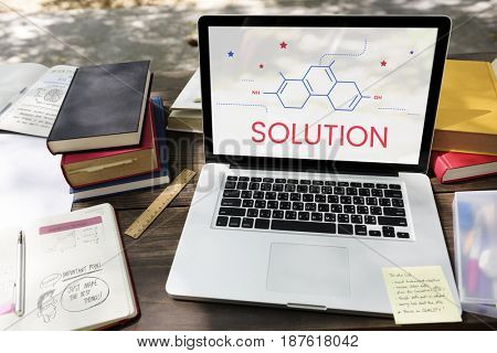 Chemistry Research Knowledge Solution Concept
