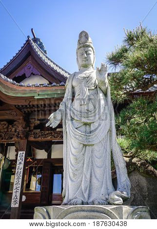 Kuan Yin (guanyin) Buddha Statue
