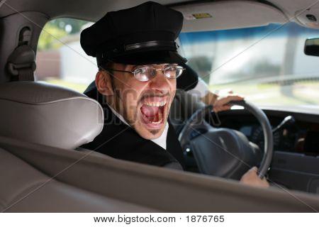 Mad Chauffeur
