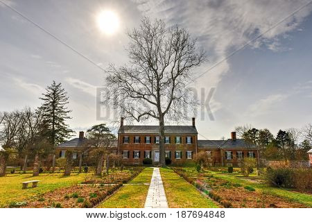Chatham Manor - Stafford County, Virginia