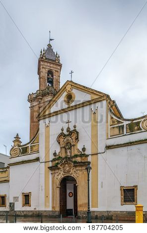 Church of St Andrew (Iglesia de San Andres) in Cordoba Andalusia Spain