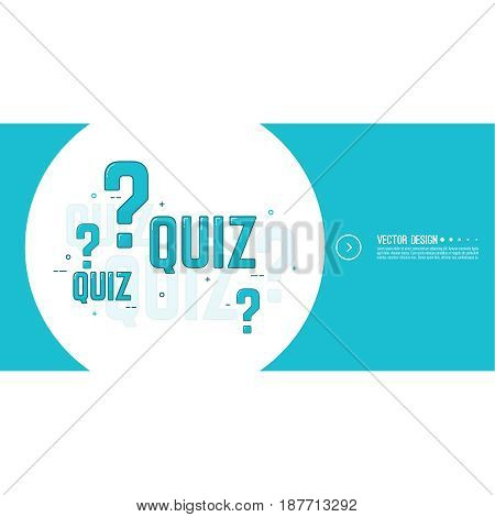 Question mark icon. Modern help symbol. FAQ sign on background. Contemporary vector illustration. Web footer, header.