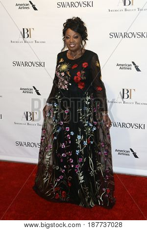 NEW YORK-MAY 22: Star Jones attends the American Ballet Theatre 2017 Spring Gala at David H. Koch Theater at Lincoln Center on May 22, 2017 in New York City.