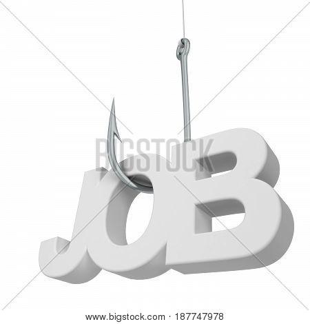 Job On A Hook