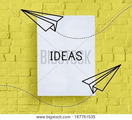 Creative Design Fresh Ideas Illustration