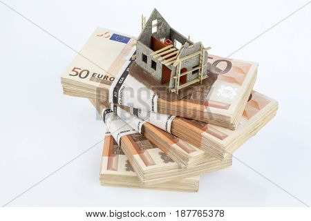 structural work on euro banknotes