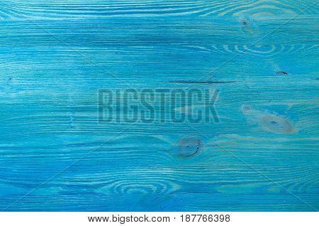 Blue wooden background texture. Blue hardwood texture.