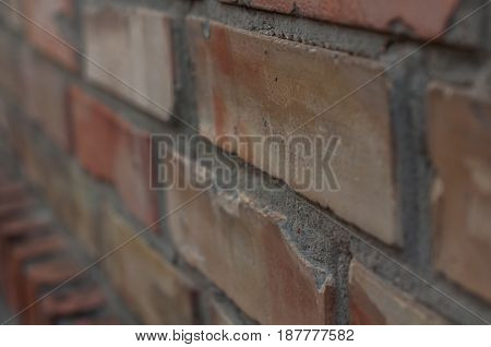 Background of stone wall texture photo gray