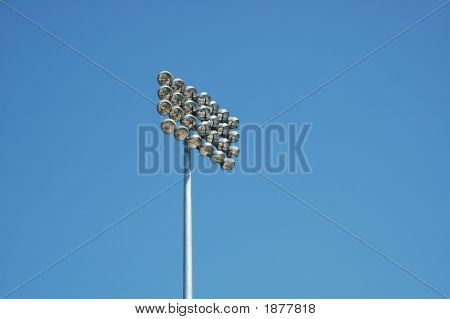 Sport Arena-Licht