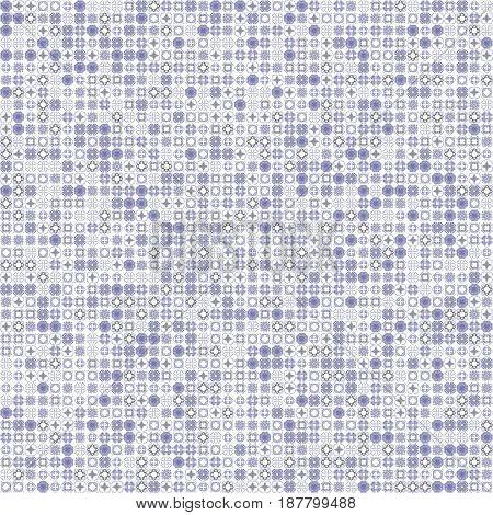 Seamless Abstract Grunge Blue Texture