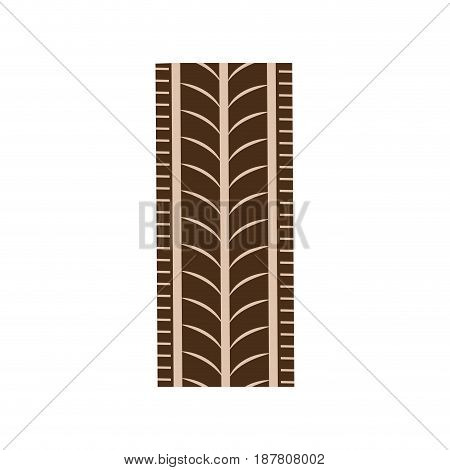 tire treads print texture pattern vector illustration