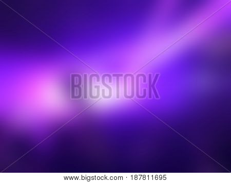 abstract blurred background violet and black bright event