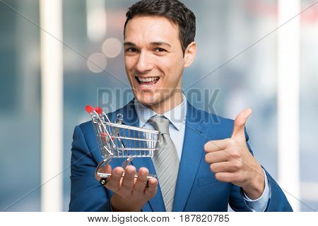 Business Shopping Concept