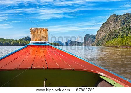 Boat Trip To Tropical Islands From Phuket