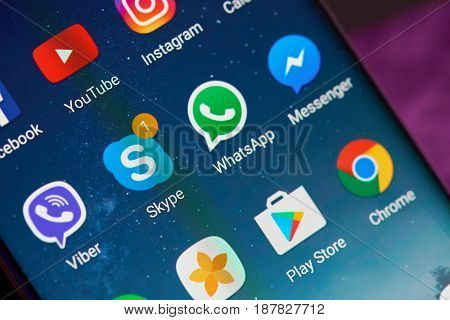 Get New Message In Skype