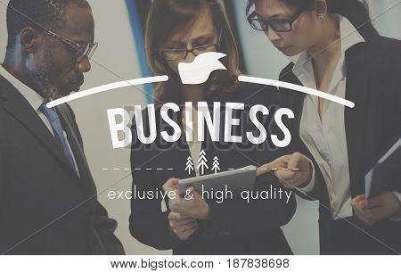 Business Teamwork Team up Strategy Planning