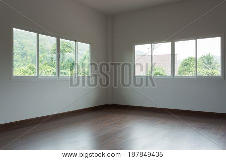 Empty Room Interior Design