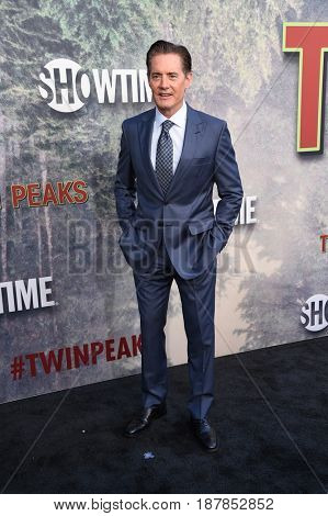 LOS ANGELES - MAY 19:  Kyle MacLachlan arrives for the premiere of