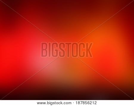 abstract blurred background red and black bright event