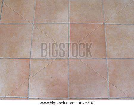 Quarry Tile Background