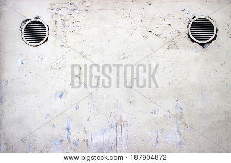 Light Texture Urban Wall White Interior As Background