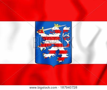 Flagge_großherzogtum_hessen_mit_wappen
