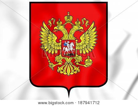 Russia Coat Of Arms.