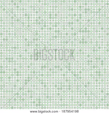 Seamless Abstract Grunge Green Texture