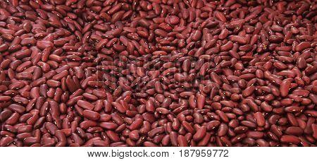 greek horizontal fresh big red bean background