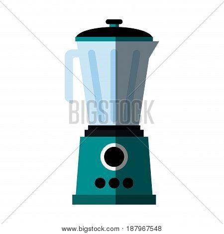 blender kitchen appliance icon image vector illustration design
