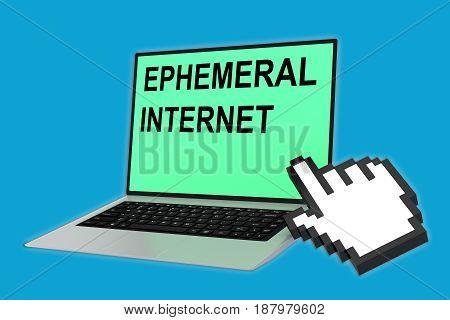 Ephemeral Internet Concept