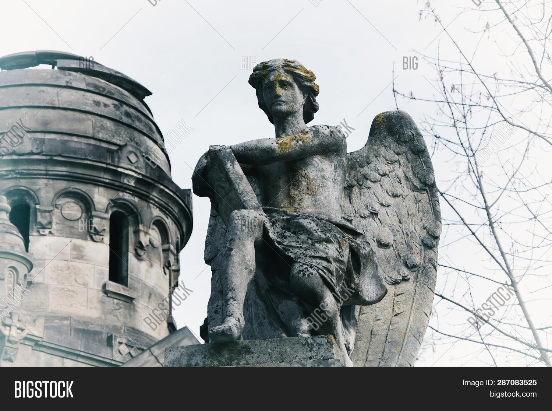 Angel Death Book Life Image & Photo (Free Trial) | Bigstock