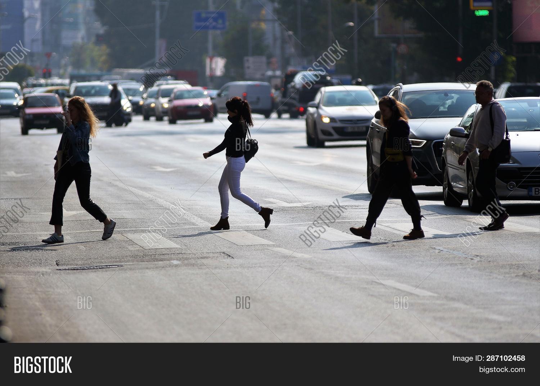 N Pedestrians