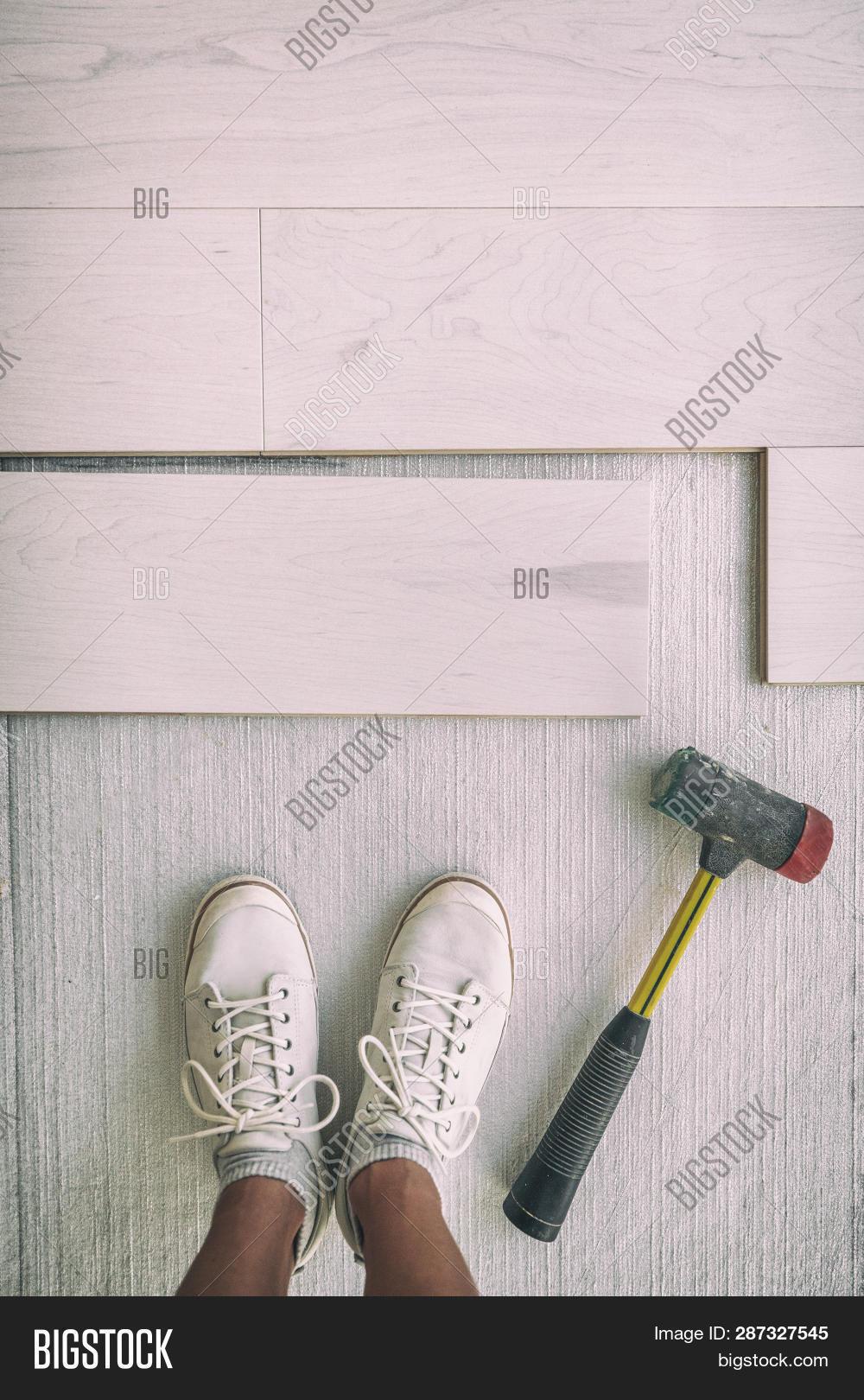 Engineered Wood Floor Image Photo