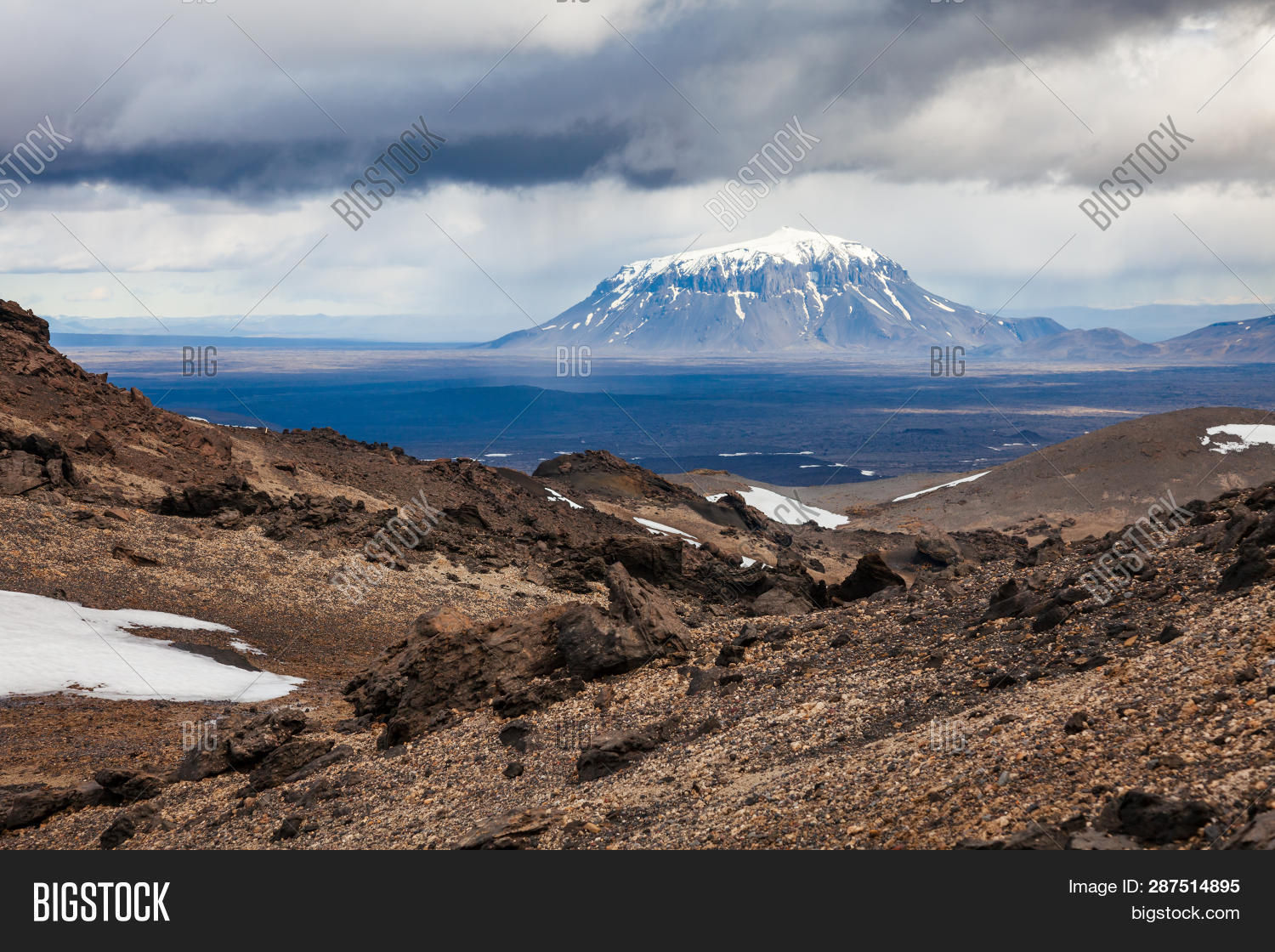 Stormy Clouds Over Image & Photo (Free Trial) | Bigstock