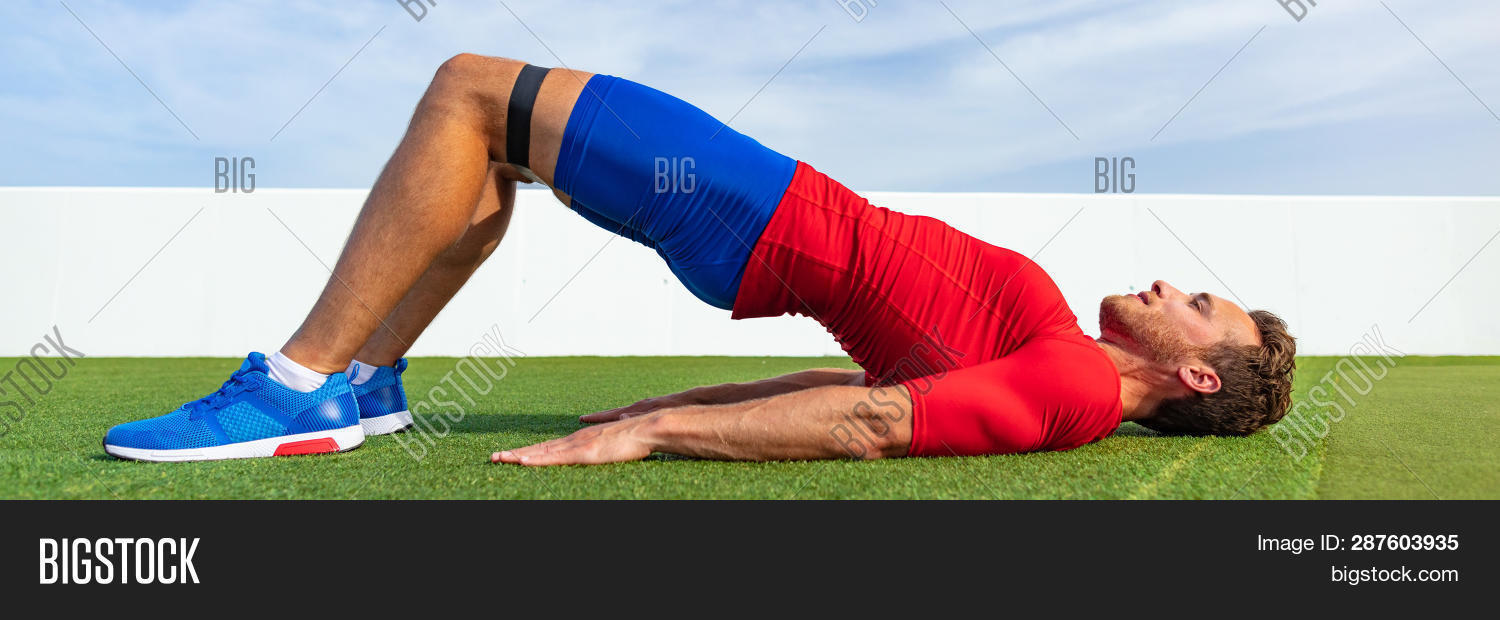 Exercise Fitness Man Image & Photo (Free Trial) | Bigstock