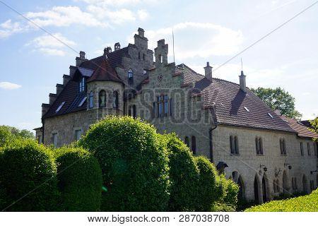 Royal House Inside Castle Lichtenstein
