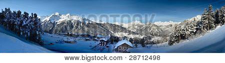 Bormio - Panoramic Winter